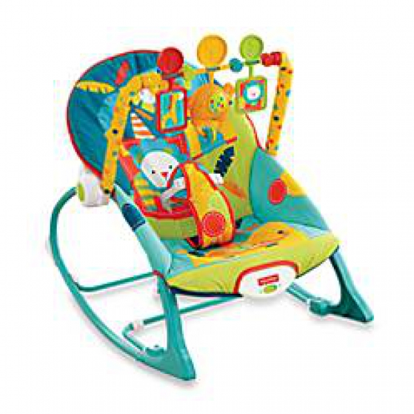 Musical Infant to Toddler Rocker