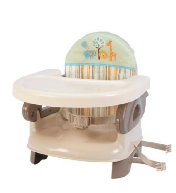 BabyQuip - Baby Equipment Rentals - Folding Booster Seat - Folding Booster Seat -