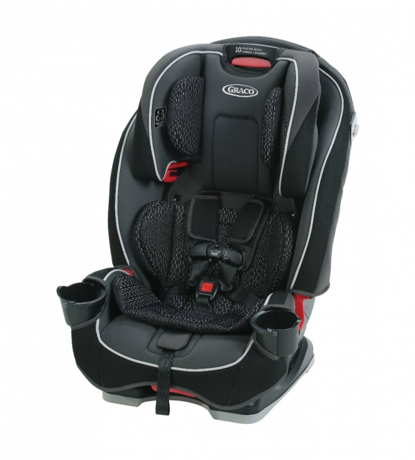 GRACO Slimfit  3-in-1 carseat (2nd)