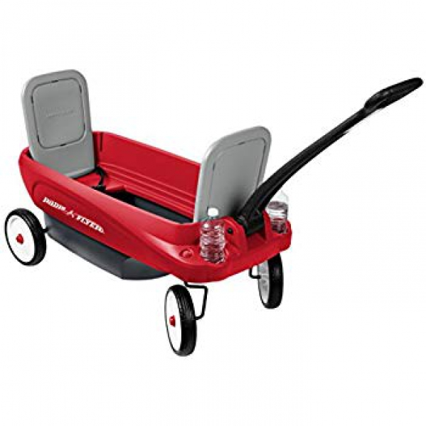 BabyQuip - Baby Equipment Rentals - Radio Flyer Grand Stand 3-in-1 Wagon - Radio Flyer Grand Stand 3-in-1 Wagon -