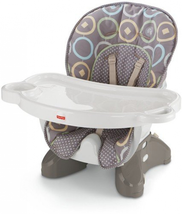 BabyQuip - Baby Equipment Rentals - Space Saving High Chair - Space Saving High Chair -