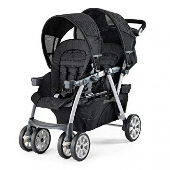 BabyQuip Baby Equipment Rentals - Double Stroller  - Gaby Rittenhouse - Chicago, Illinois