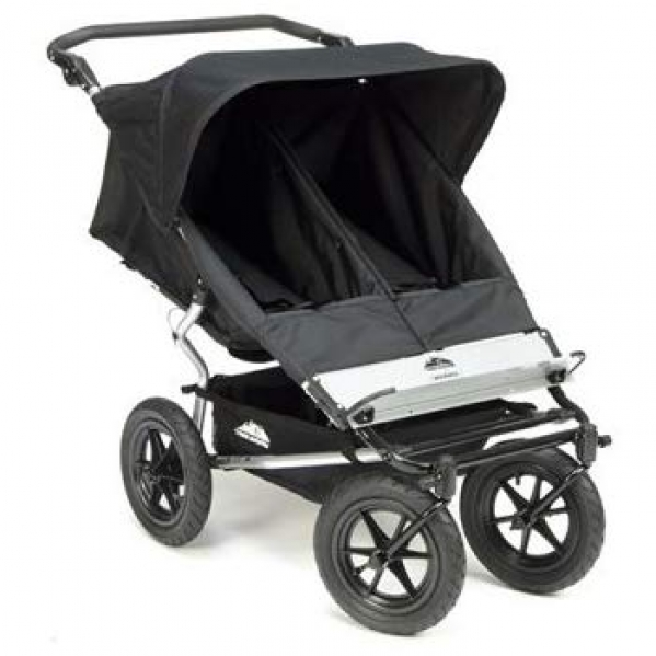 BabyQuip - Baby Equipment Rentals - Mountain Buggy Urban Double Stroller - Mountain Buggy Urban Double Stroller -