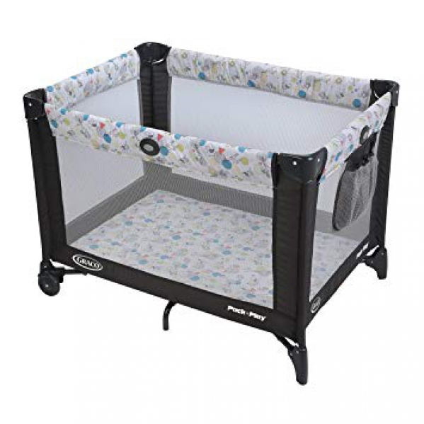 BabyQuip - Baby Equipment Rentals - Graco Pack and Play Portable Playard - Graco Pack and Play Portable Playard -