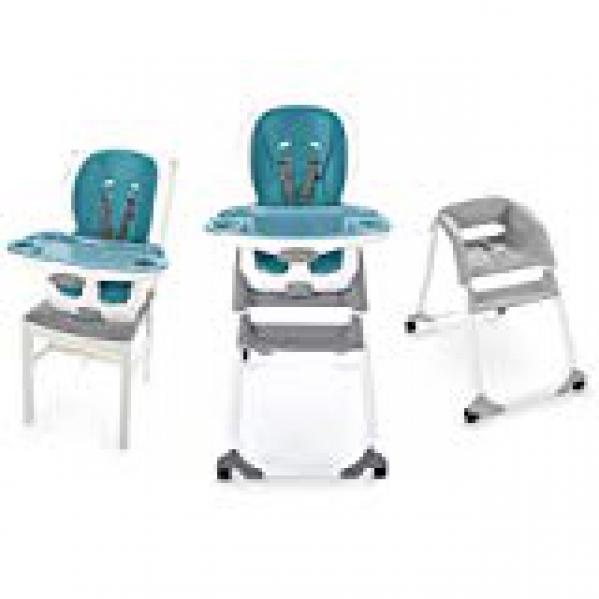 BabyQuip - Baby Equipment Rentals - Ingenuity Smart Clean Trio Elite 3 in 1 High-Chair - Ingenuity Smart Clean Trio Elite 3 in 1 High-Chair -