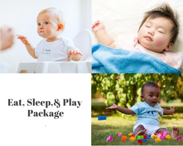 BabyQuip - Baby Equipment Rentals - Eat, Sleep, & Play Package - Eat, Sleep, & Play Package -