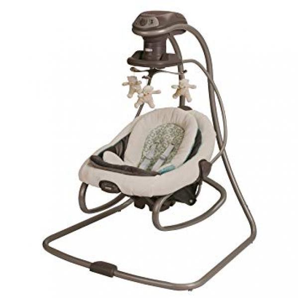 Portable Swing Denver Colorado Audra Jones Babyquip