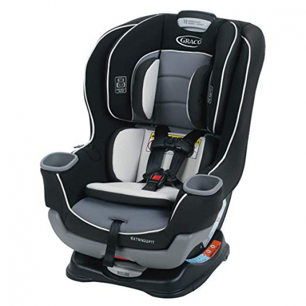 Graco Extend2Fit Convertible Carseat