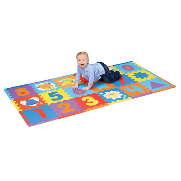 BabyQuip - Baby Equipment Rentals - Foam Playmat - Foam Playmat -