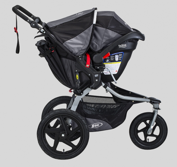 BabyQuip Baby Equipment Rentals - Jogging Stroller Travel System - Andrea Lane - Carlsbad, California