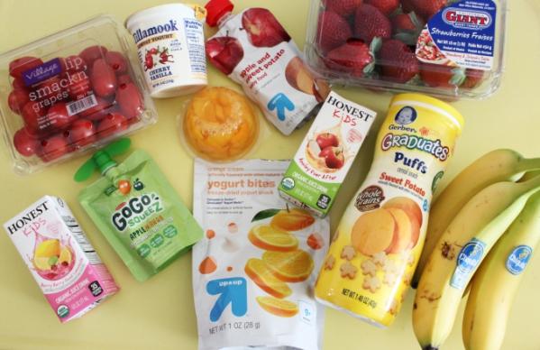 BabyQuip Baby Equipment Rentals - Organic Snack Pack - Andrea Lane - Carlsbad, California