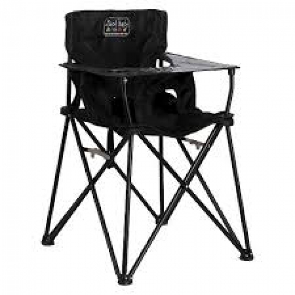 BabyQuip - Baby Equipment Rentals - Camping high chair - Camping high chair -