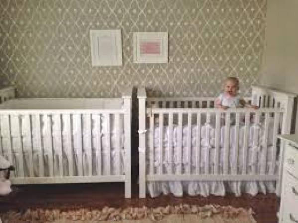 BabyQuip - Baby Equipment Rentals - Double The Love Crib Package - Double The Love Crib Package -