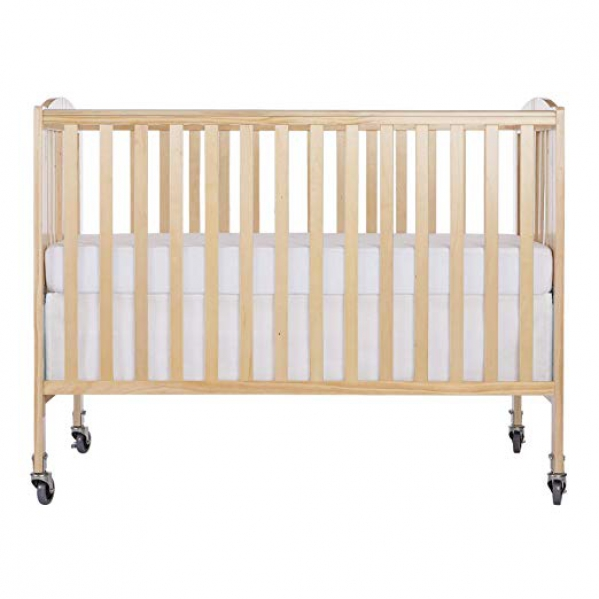 Full size Portable Crib with Linens