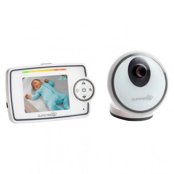 BabyQuip - Baby Equipment Rentals - Video Baby Monitor - Summer Infant Glimpse - Video Baby Monitor - Summer Infant Glimpse -