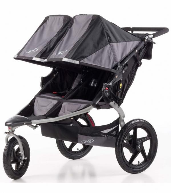 BabyQuip Baby Equipment Rentals - BOB Double Jogging Stroller - Ashley Gravette - San Diego, California