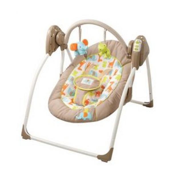 BabyQuip - Baby Equipment Rentals - Portable Swing - Portable Swing -