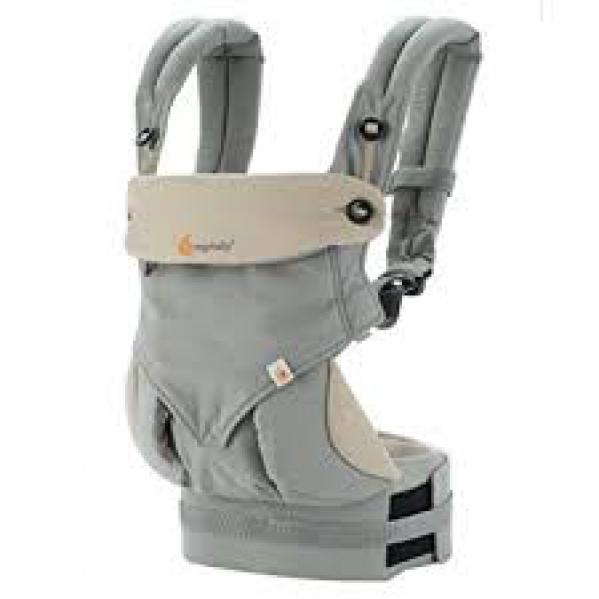 BabyQuip Baby Equipment Rentals - Ergo 360 Baby Carrier - Ashley Gravette - San Diego, California