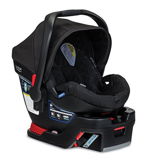 BabyQuip - Baby Equipment Rentals - Infant Car Seat Britax BeSafe - Infant Car Seat Britax BeSafe -