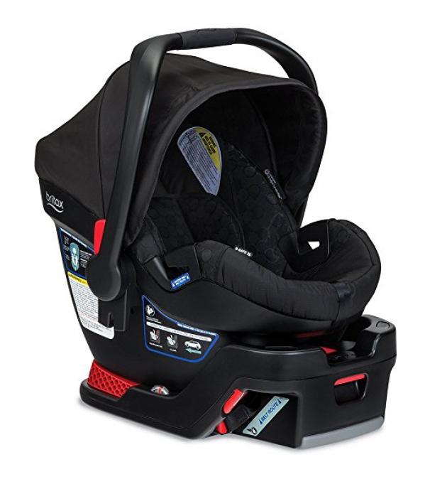 BabyQuip Baby Equipment Rentals - Infant Car Seat Britax BeSafe - Ashley Gravette - San Diego, California
