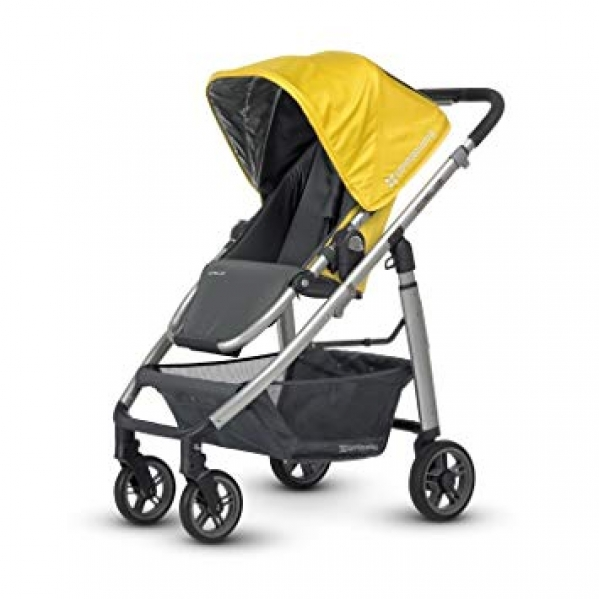 BabyQuip - Baby Equipment Rentals - Uppababy Cruz Stroller with Kickboard - Uppababy Cruz Stroller with Kickboard -