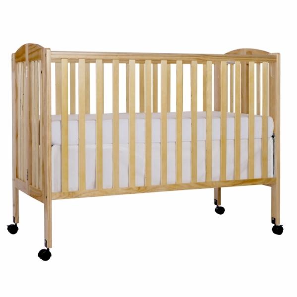 BabyQuip - Baby Equipment Rentals - Full Size Crib with Mattress & Linens - Full Size Crib with Mattress & Linens -