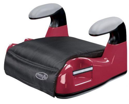 BabyQuip Baby Equipment Rentals - Booster Car Seat - Ashley Gravette - San Diego, California