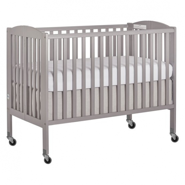 BabyQuip Baby Equipment Rentals - Full-size Crib with Linens - Lauren Swihart - Chicago, IL