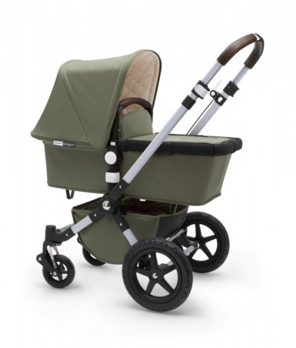BabyQuip Baby Equipment Rentals - Stroller - Bugaboo Cameleon Bassinet - Lauren Swihart - Chicago, IL
