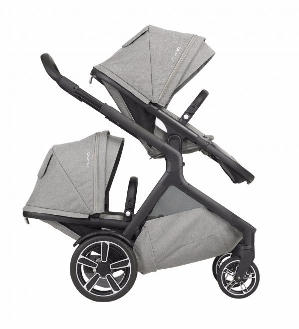 BabyQuip - Baby Equipment Rentals - Stroller - Nuna Demi Double - Stroller - Nuna Demi Double -