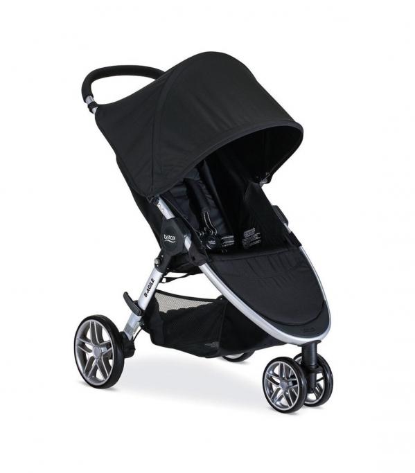 BabyQuip - Baby Equipment Rentals - Britax B Agile Upscale Single Stroller - Britax B Agile Upscale Single Stroller -