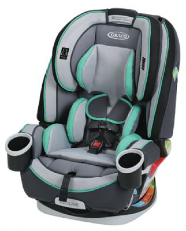 BabyQuip - Baby Equipment Rentals - Graco 4Ever® 4-in-1 Convertible Car Seat - Graco 4Ever® 4-in-1 Convertible Car Seat -