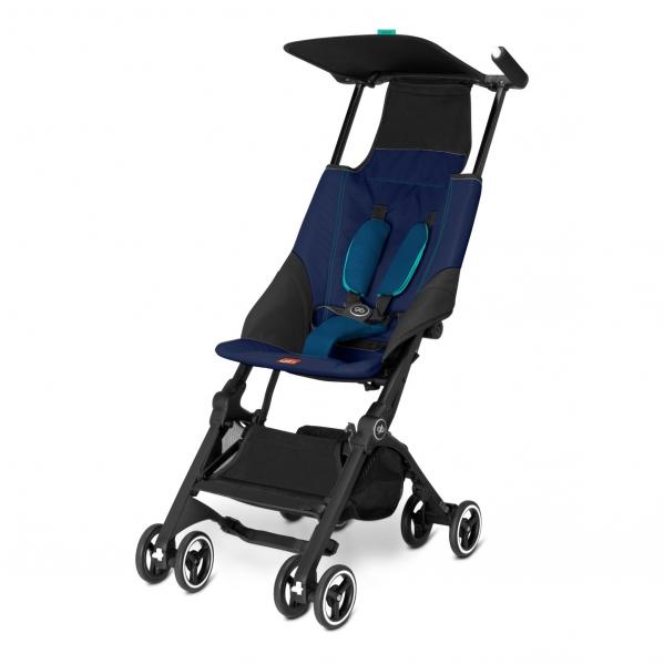BabyQuip - Baby Equipment Rentals - Gb Pockit Compact Stroller - Gb Pockit Compact Stroller -