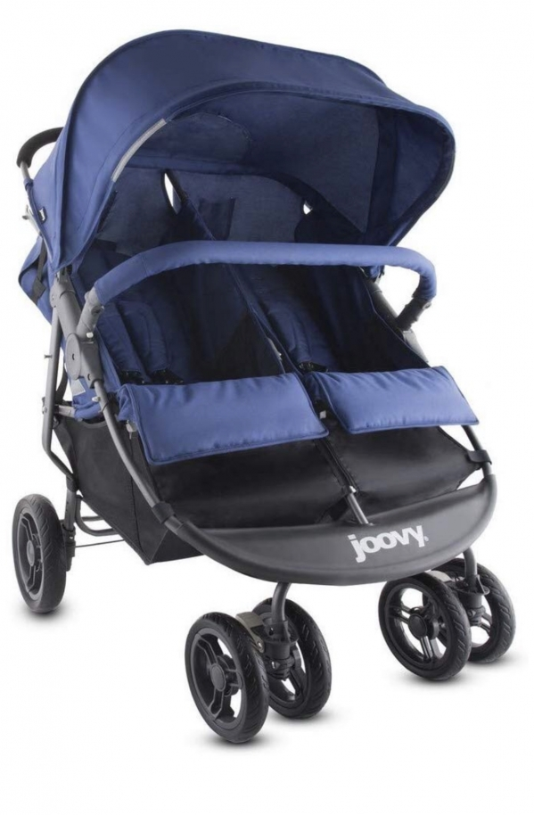 BabyQuip - Baby Equipment Rentals - Joovy Scooter X2 Double Stroller - Joovy Scooter X2 Double Stroller -