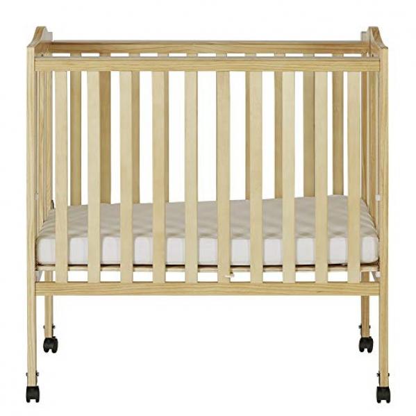 BabyQuip - Baby Equipment Rentals - Full Size Crib + Linens - Full Size Crib + Linens -