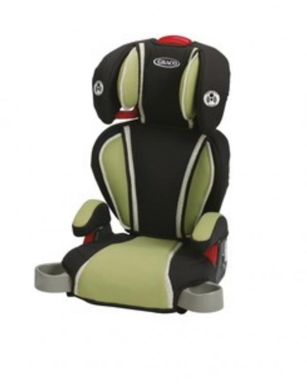 BabyQuip - Baby Equipment Rentals - High Back Booster (without harness) - High Back Booster (without harness) -