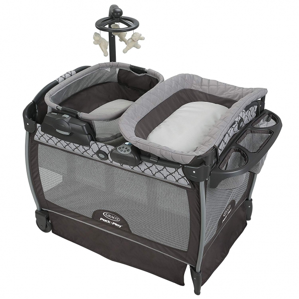 BabyQuip - Baby Equipment Rentals - Graco Pack'n Play Nearby Napper - Graco Pack'n Play Nearby Napper -