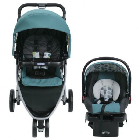 BabyQuip - Baby Equipment Rentals - Graco Pace Car Seat - Graco Pace Car Seat -