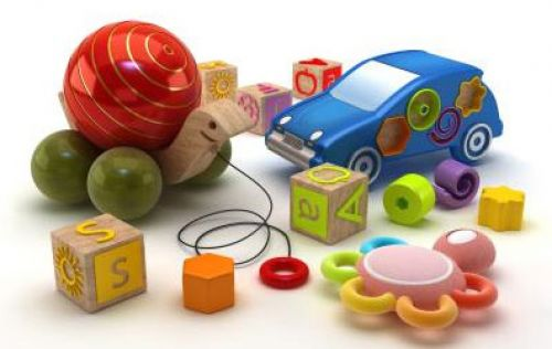 Toy Package (15 pieces)