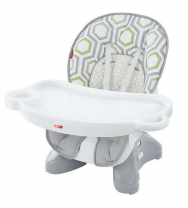 Spacesaving Highchair for Baby and Toddler