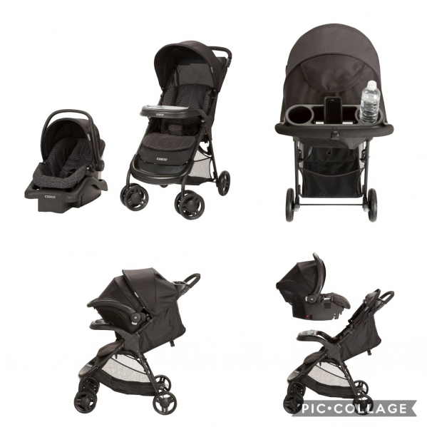 BabyQuip - Baby Equipment Rentals - Two Piece Travel System (Carseat & Stroller Combo) - Two Piece Travel System (Carseat & Stroller Combo) -