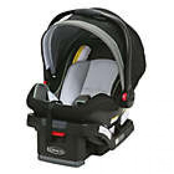 BabyQuip - Baby Equipment Rentals - Graco Infant Carseat (4-35 lbs.) - Graco Infant Carseat (4-35 lbs.) -