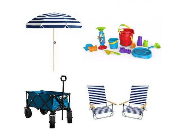 BabyQuip - Baby Equipment Rentals - Ultimate Beach package - Ultimate Beach package -