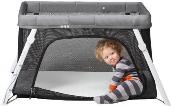 BabyQuip - Baby Equipment Rentals - Light Travel Crib - Light Travel Crib -