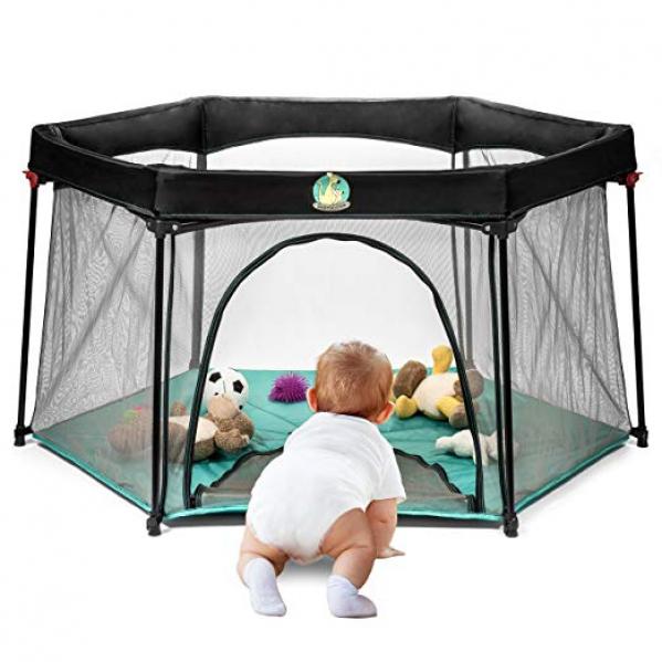 BabyQuip - Baby Equipment Rentals - Portable Play Pen - Portable Play Pen -