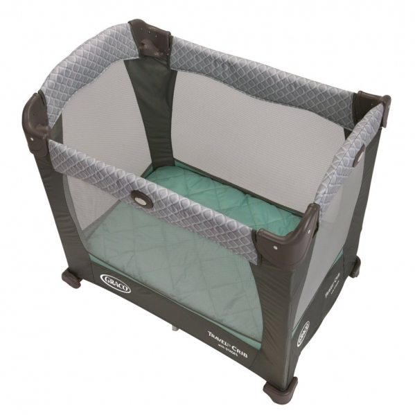 BabyQuip - Baby Equipment Rentals - Portable Crib - Portable Crib -