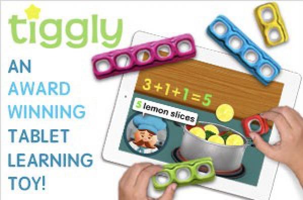 BabyQuip - Baby Equipment Rentals - Tiggly Math 4 Preschool - Tiggly Math 4 Preschool -