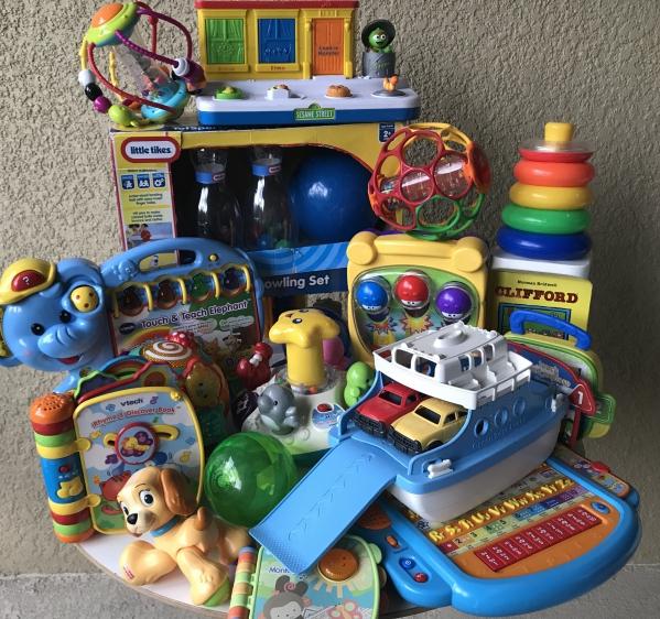 BabyQuip - Baby Equipment Rentals - PRESCHOOL PLAY PACK - PRESCHOOL PLAY PACK -