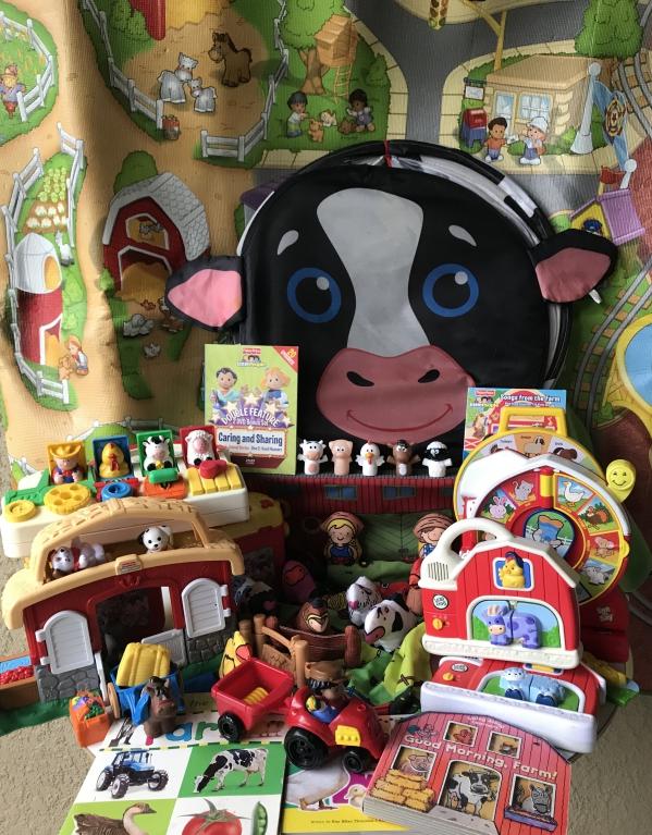 BabyQuip - Baby Equipment Rentals - FARM PLAY PACK - FARM PLAY PACK -