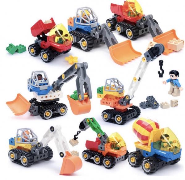 BabyQuip - Baby Equipment Rentals - CONSTRUCTION PLAY PACK - CONSTRUCTION PLAY PACK -